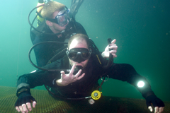 Public Safety - Commercial Diving Academy